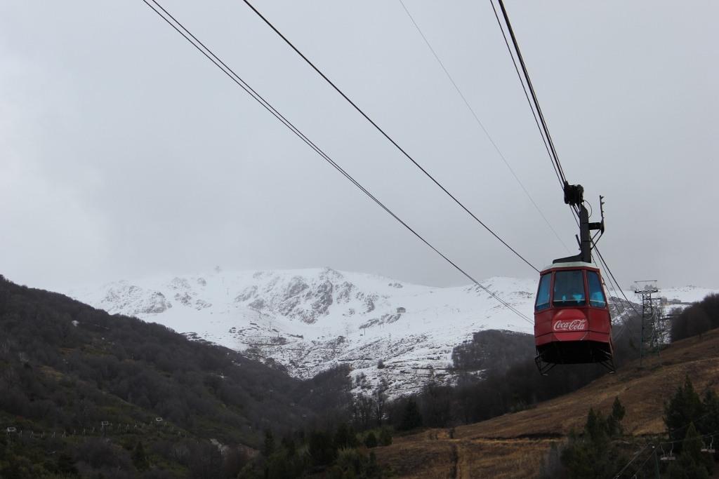 Cerro Catedral cable car in Bariloche, Argentina, JetSettingFools.com