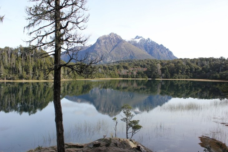 Lake viewpoint at Llao Llao Park in Bariloche, Argentina, JetsettingFools.com