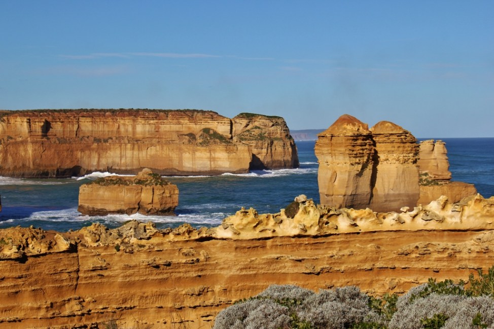 The Razorback 12 Apostles rock formation, Great Ocean Road, Australia, JetSettingFools.com