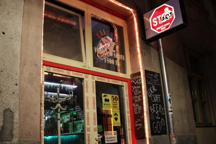 Start Craft Beer Bar in Budapest, Hungary