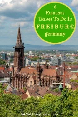 6 Fabulous Things To Do in Freiburg by JetSettingFools.com