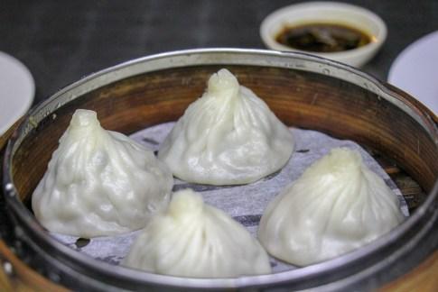 Dumplings at Swee Choon Dim Sum in Singapore