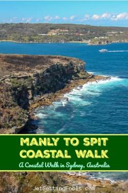 Manly to Spit Coastal Walk in Sydney Australia by JetSettingFools.com