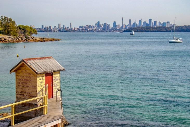 Camp Cove Beach House. Sydney, Australia