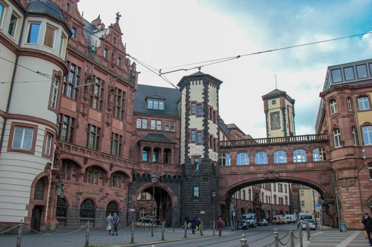 City Hall in Frankfurt, Germany