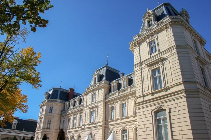 The Potoski Palace Museum in Lviv, Ukraine