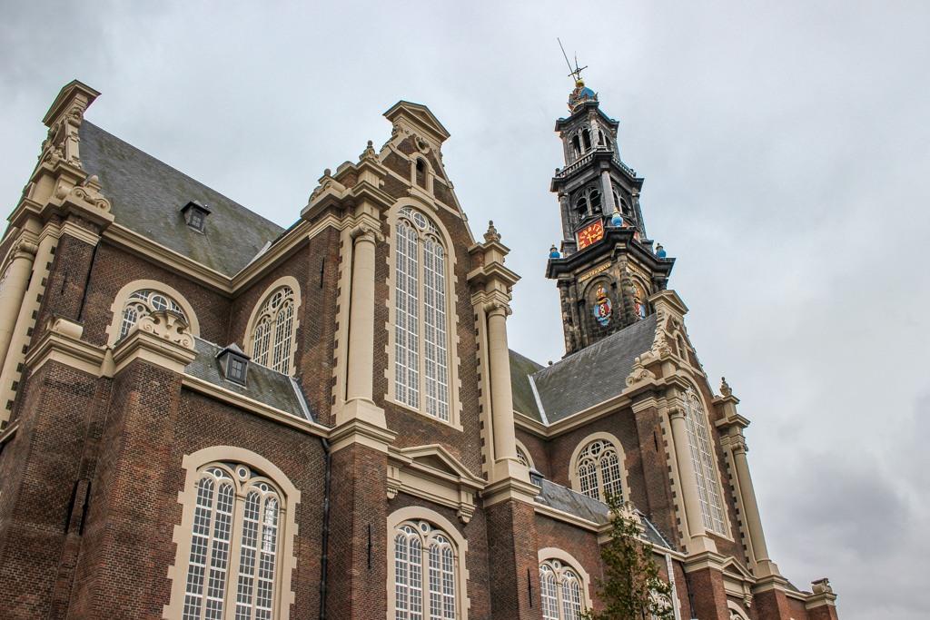 Westerkerk Church, Amsterdam, Netherlands