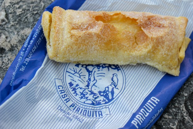 Travesseiros - Sintra Pillow Pastry - from Casa Piriquita in Sintra, Portugal