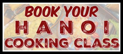 Book Your Hanoi Cooking Class by JetSettingFools.com