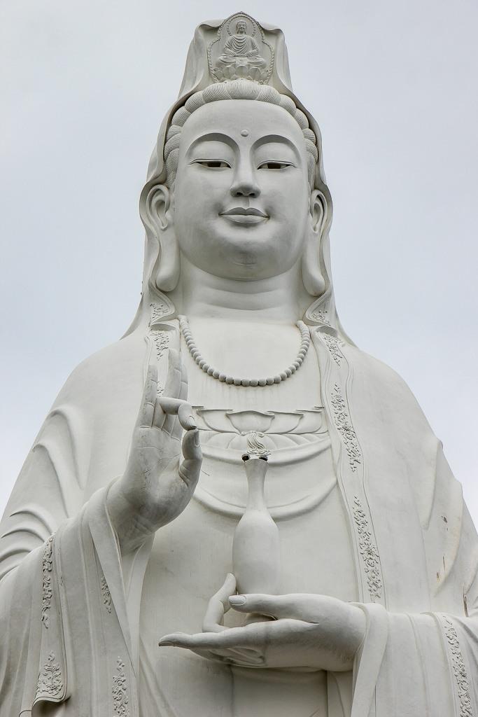 Lady Buddha Statue Son Tra, Da Nang, Vietnam