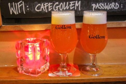 Beer & Wifi, Cafe Gollem Amsterdam De Pijp,