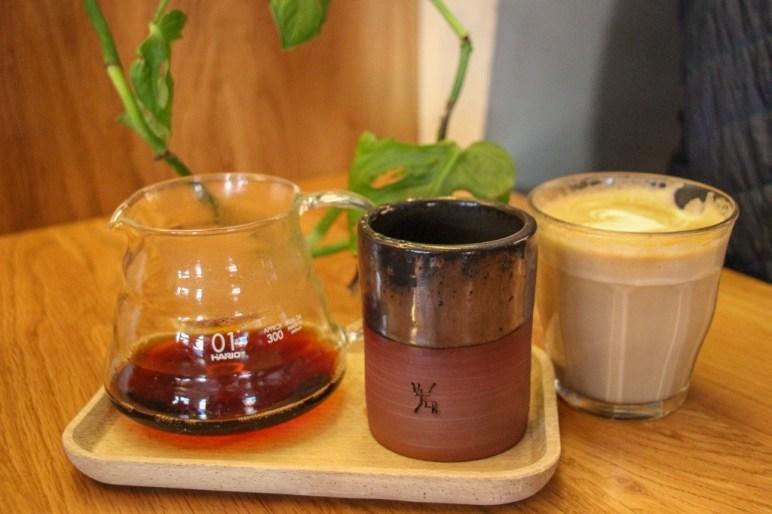 Excellent Coffee, VIER, Dusseldorf, Germany