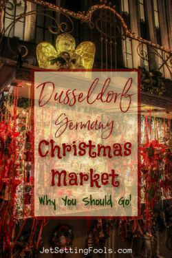 Why You Should Visit the Dusseldorf Christmas Market by JetSettingFools.com