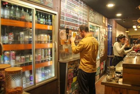 Craft Beer, Porto, Portugal