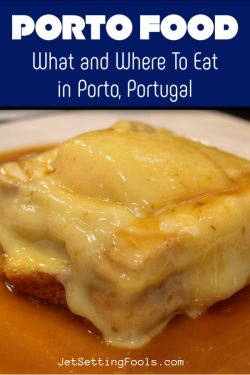 Porto Food Where To Eat in Porto, Portugal by JetSettingFools.com