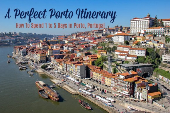 A Perfect Porto Itinerary: How To Spend 1-5 Days in Porto, Portugal by JetSettingFools.com