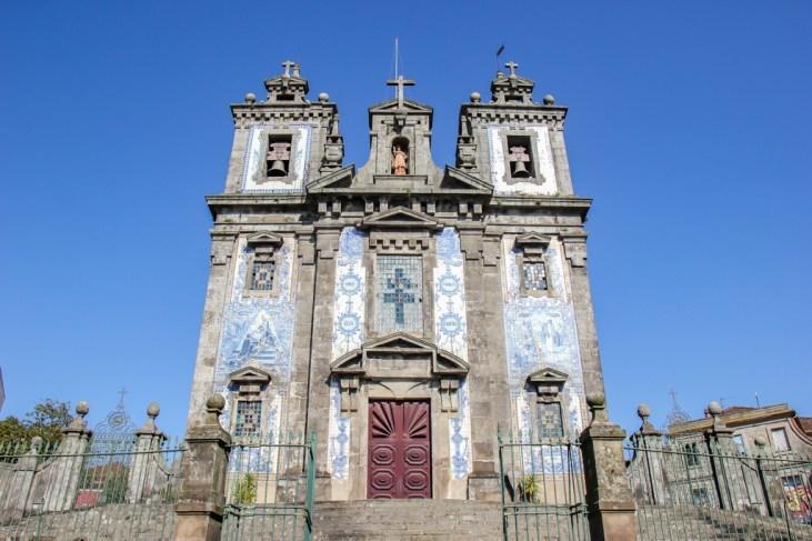 Amazing Church, Igreja de Santo Ildefonso, Porto, Portugal