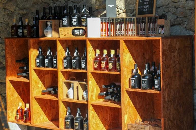 Porto Wine, Drinking In Porto, Portugal