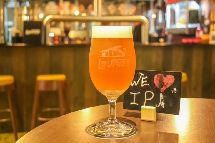 AIPA Craft Beer, Cervejaria Artesanal Levare, Porto, Portugal