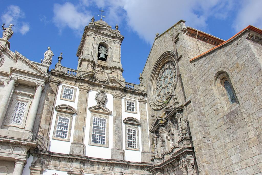 Monument Church of Saint Francis, Porto, Portugal