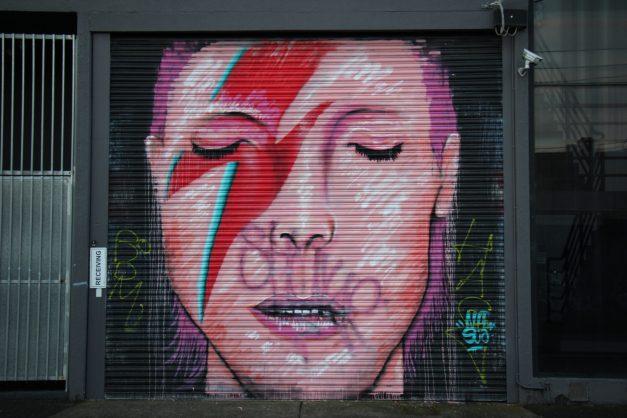Collingwood Street Art, Melbourne, Australia
