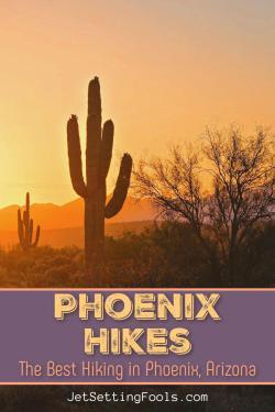 Phoenix Hikes by JetSettingFools.com