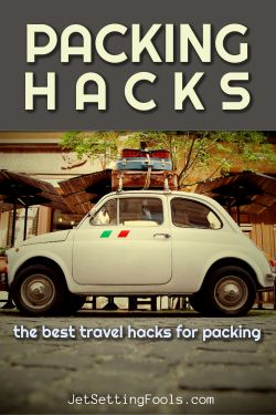 Packing Hacks by JetSettingFools.com