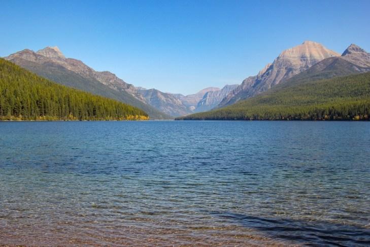 Hike Lake Bowman, Glacier National Park, Montana