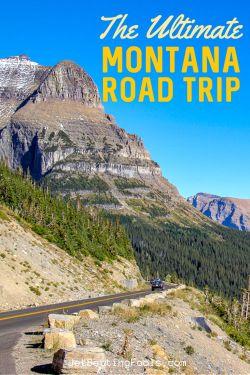 Montana Road Trip by JetSettingFools.com