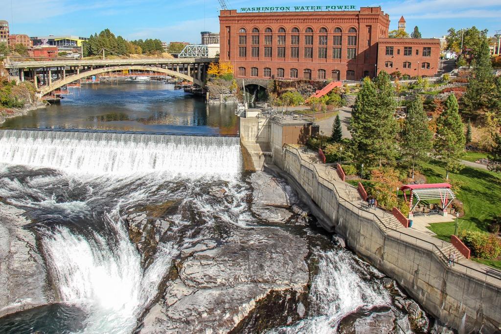 Washington Water Power, Spokane, WA
