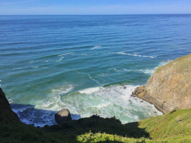 Hobbit-Trail-Secret-Cove Oregon Coast