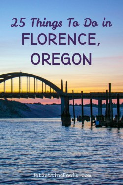 List Of The Best Things To Do in Florence, Oregon