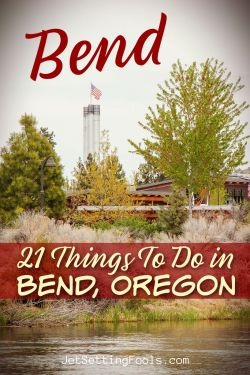 Bend, Oregon Things To Do