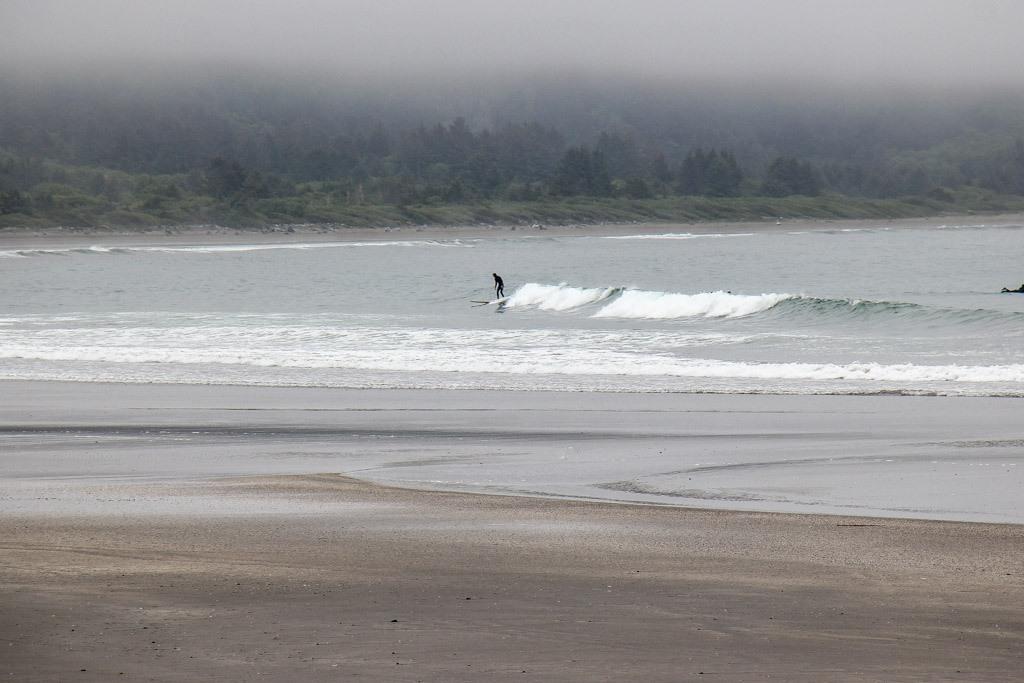 South Beach Surfing, Crescent City, California