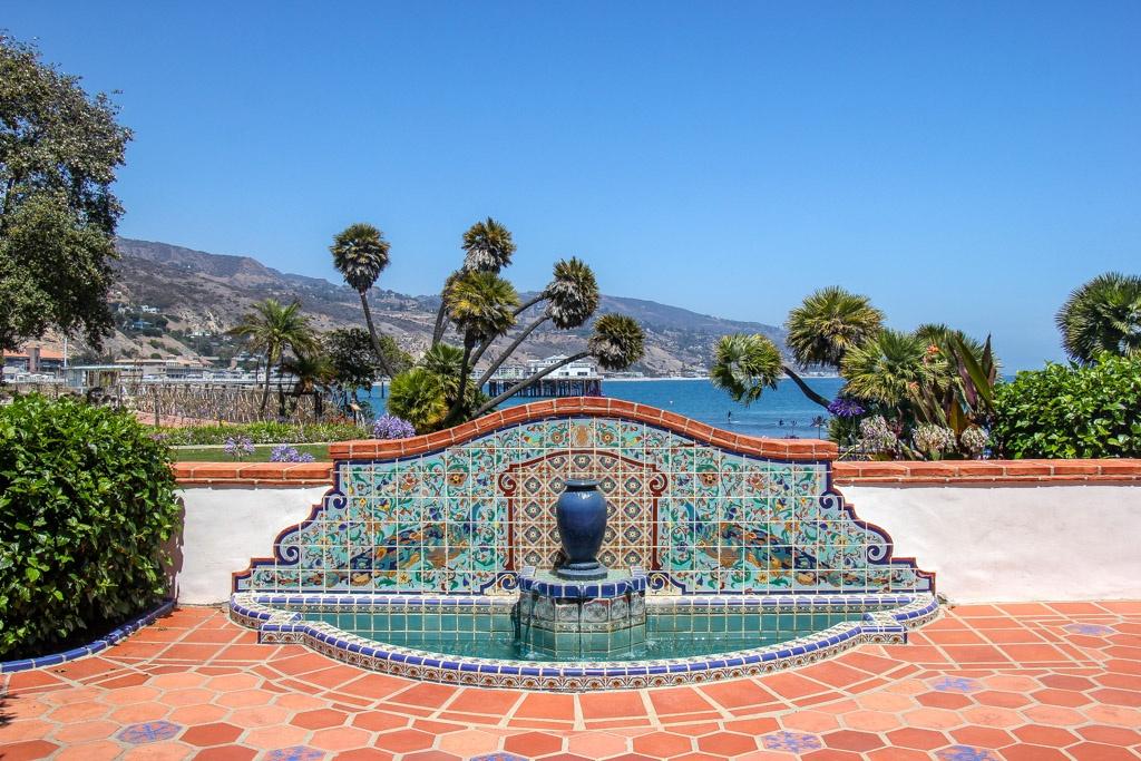 Visit the Adamson House Museum, Malibu, California