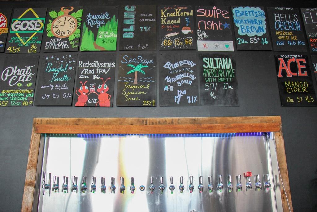 Akasha Brewing Co Louisville Brewery