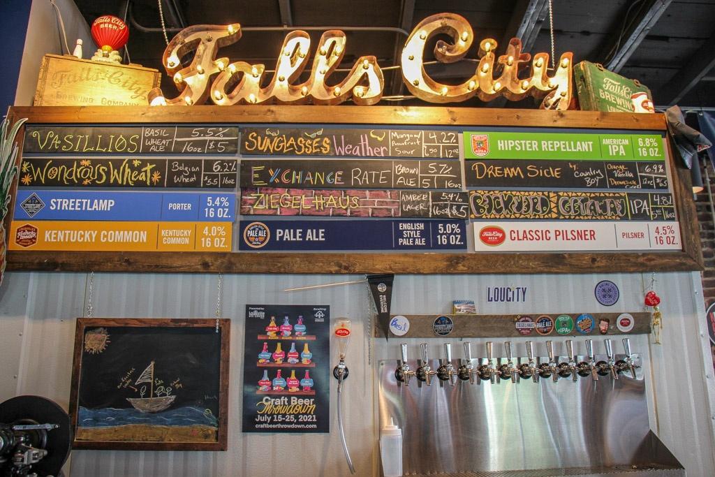 Falls City Brewing, Louisville, KY