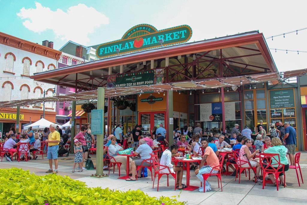 Must Eat at Findlay Market, Cincinnati Ohio