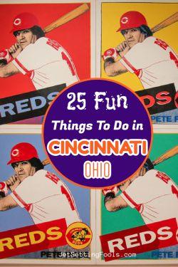 Fun Things To Do in Cincinnati