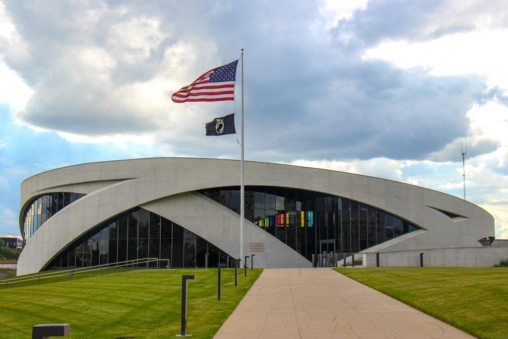 Visit the National Veterans Memorial Museum, Columbus, Ohio
