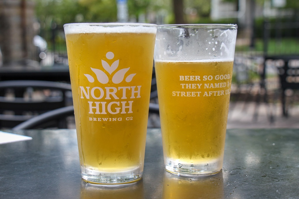 Drink Local at North High Brewery, Columbus