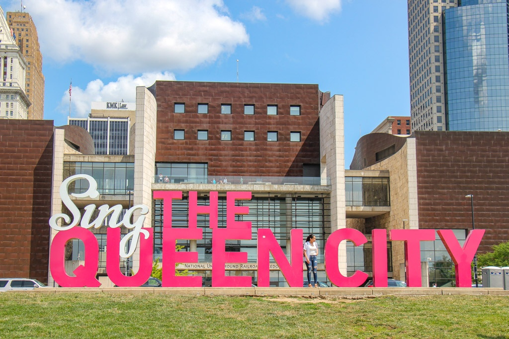 Sing The Queen City, Cincinnati, Ohio