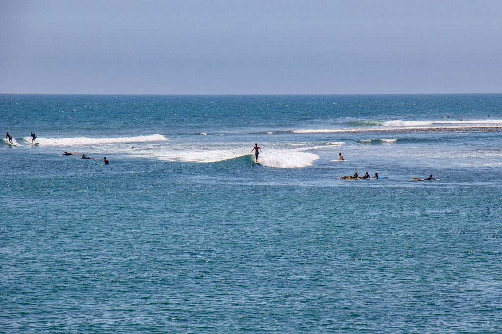 Go Surfing in Malibu, California