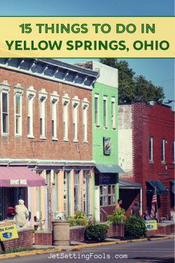 15 Things To Do in Yellow Springs, Ohio