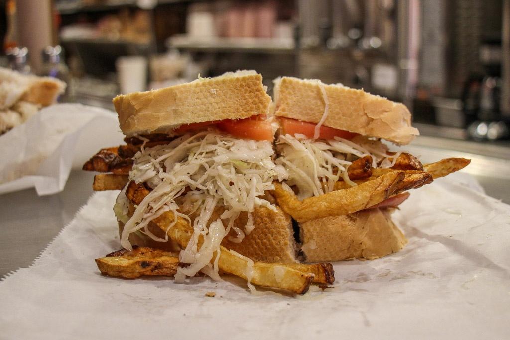 Primanti Bros Sandwich, Pittsburgh, PA