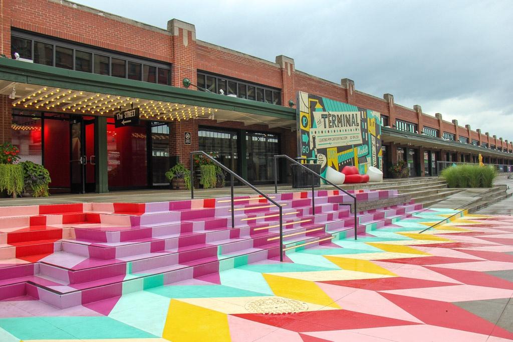 The Terminal, Strip District, Pittsburgh, PA