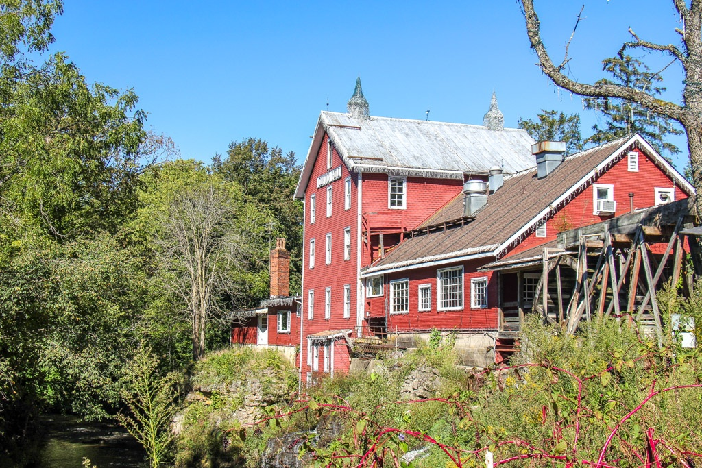 Old Clifton Mill, Ohio