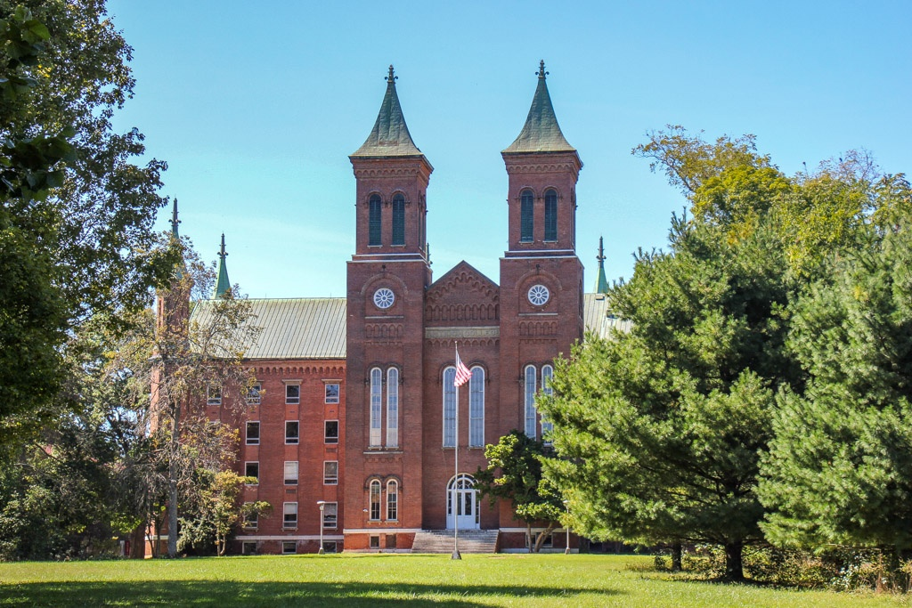 Visit Antioch College in Yellow Springs, Ohio