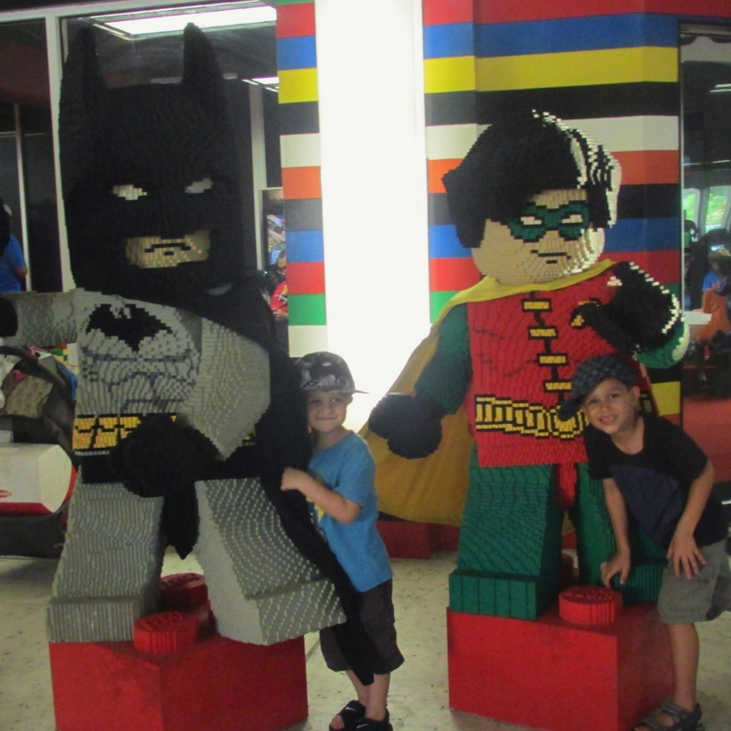 LEGO Batman Movie - LEGOLAND FLORIDA