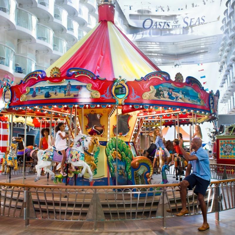 Royal-Caribbean-Oasisoftheseas-carousel